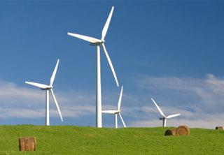 Mainstream kickstarts Irish wind auction
